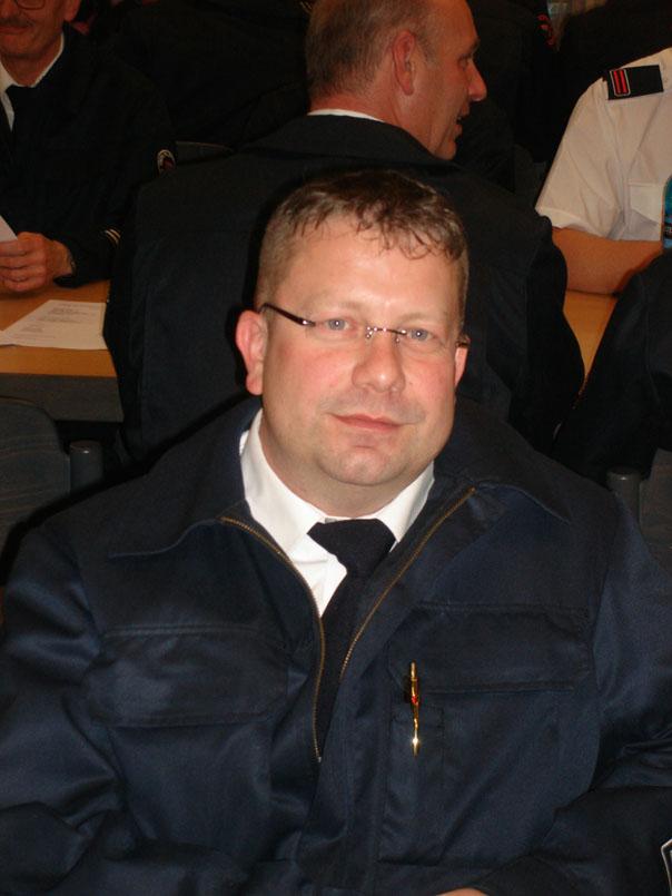 Dietmar Gilles ist der neue Schwalbacher Stadtbrandinspektor. Foto: Archiv