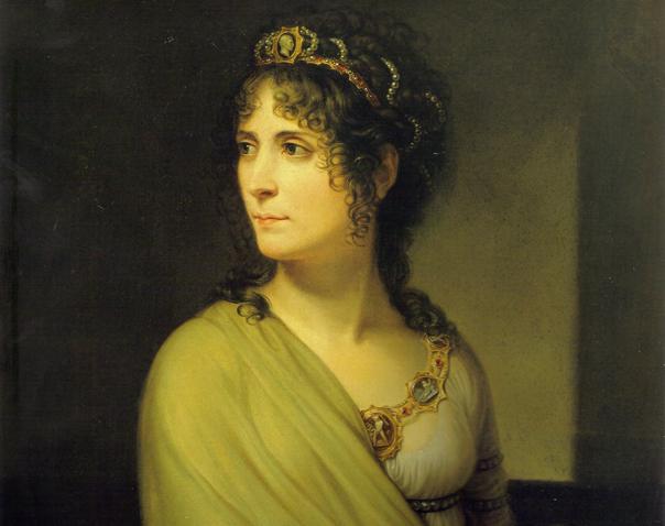 Josephine, bekannt als die schöne Kaiserin und Frau Napoléon Bonapartes. Foto: Appiani