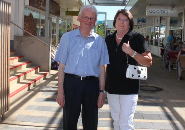 Monika Schwarz und Wolfgang Hansen haben sich zu Sicherheitsberatern für Senioren schulen lassen und haben viele Tipps für ältere Menschen. Foto: Schlosser