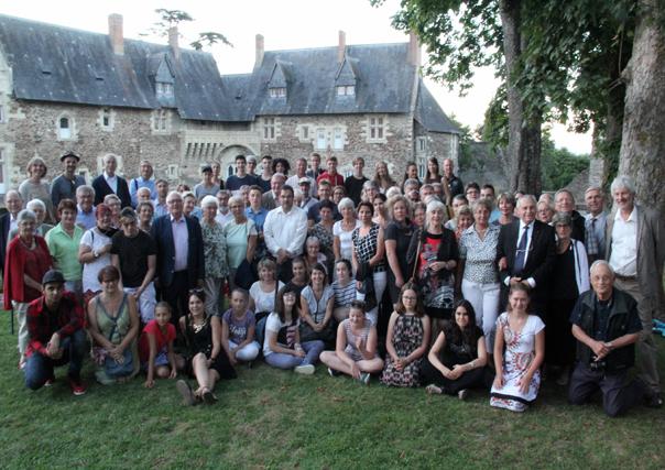 Bei ihrem Besuch der französischen Partnerstadt Avrillé haben 40 Schwalbacher Bürger, darunter 17 Jugendliche, viele interessante Sehenswürdigkeiten besichtigt und viel Schönes erlebt. Foto: privat